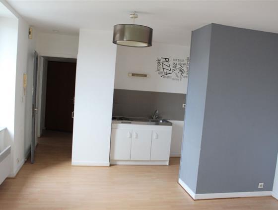 PAIMPOL CENTRE VILLE  Appart 40 m²