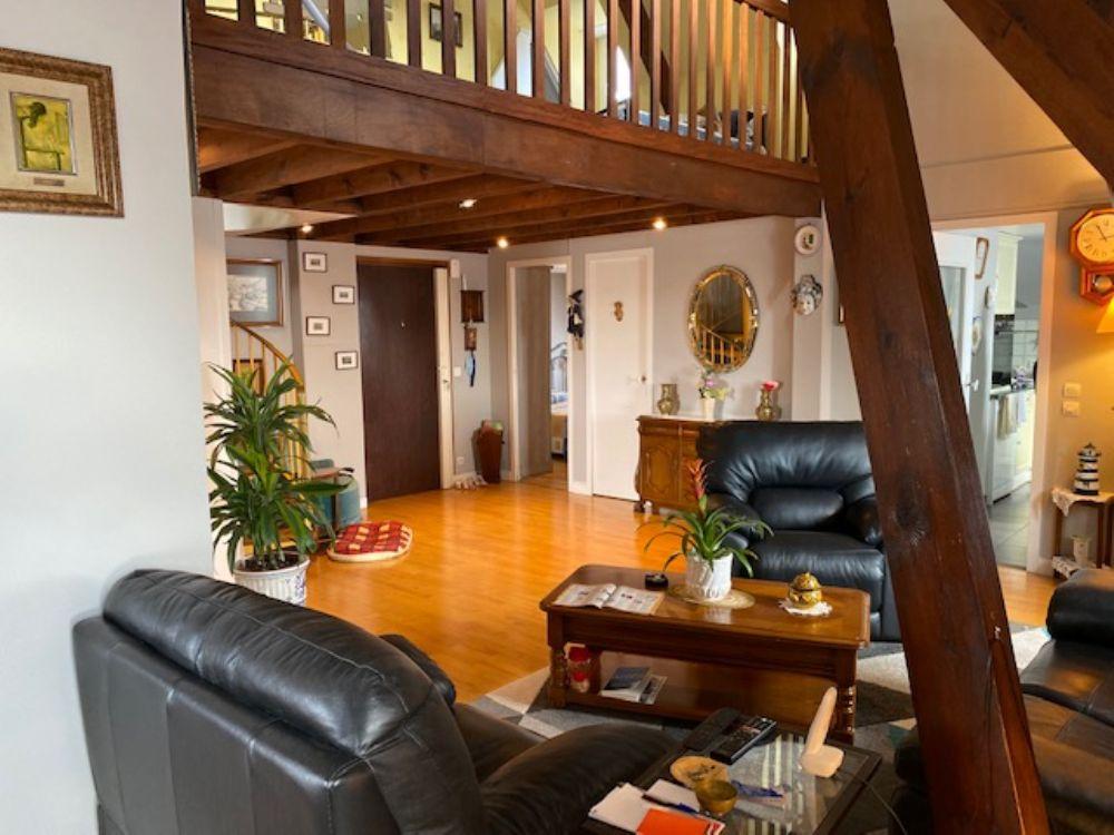 Appartement Paimpol centre 97 m²