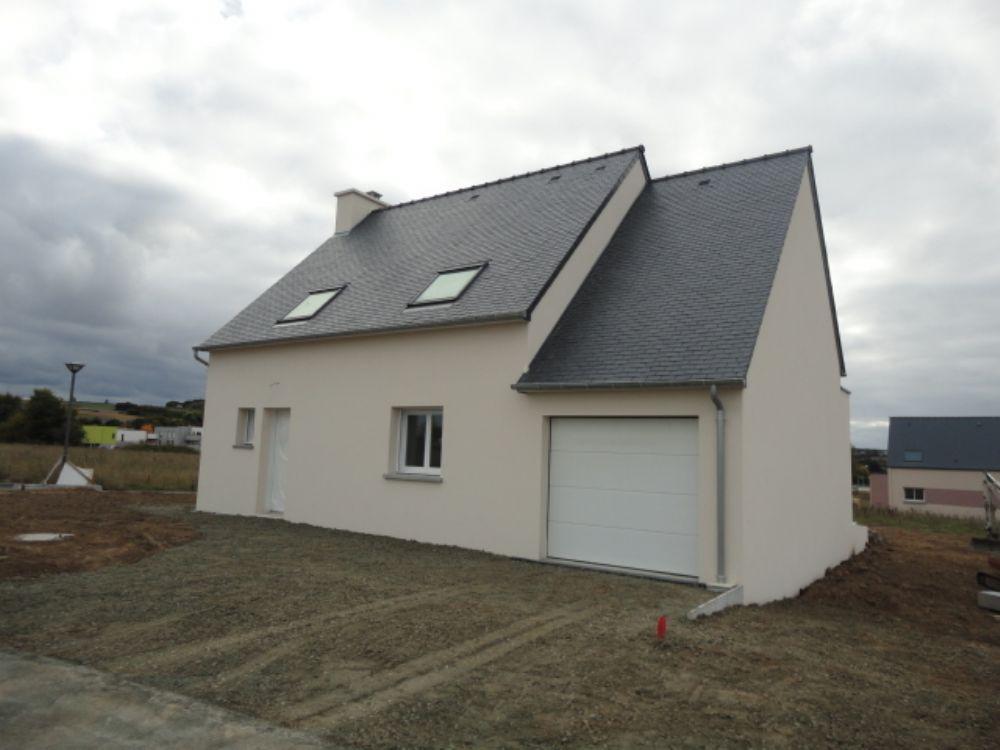 PAIMPOL maison neuve 4 chambres